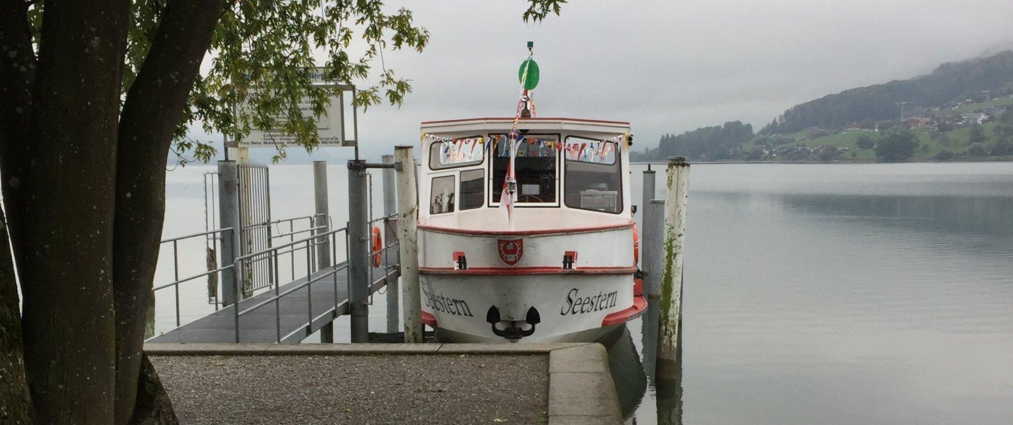 Team-Ausflug Seestern Sarnersee