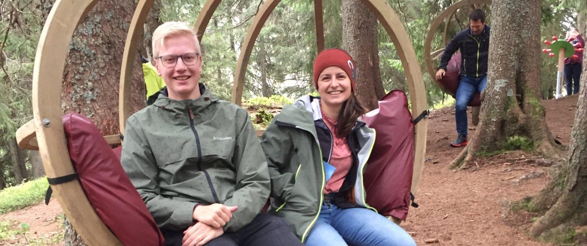 Team-Ausflug Erlebnispark Mooraculm, Sörenberg